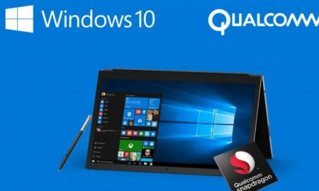 Microsoft Qualcomm Windows 10