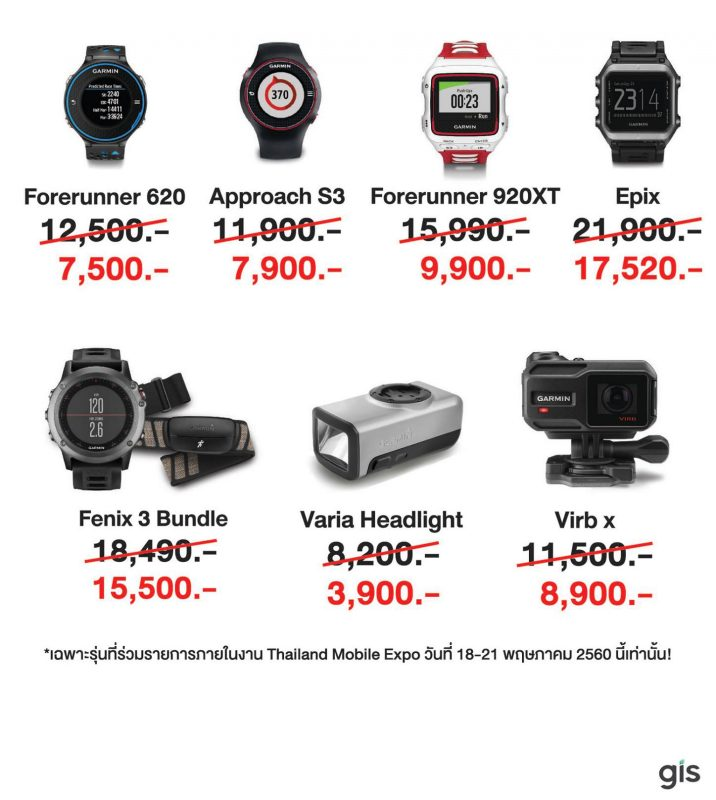 GARMIN Clearance Sale