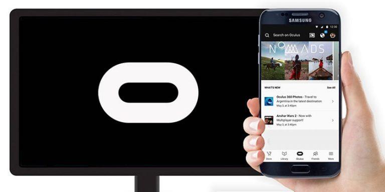 Oculus Gear VR chromecast