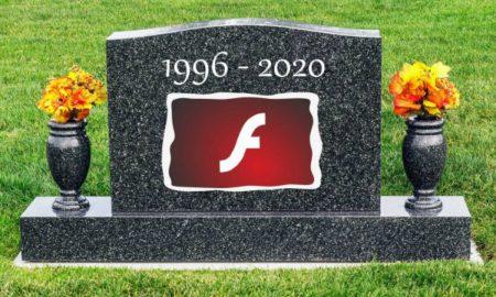 Adobe Flash End