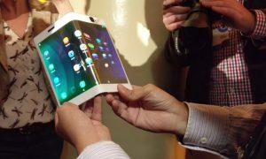 Lenovo Bendable Smartphone