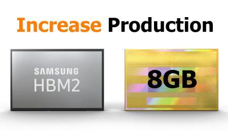 Samsung HBR2 8GB