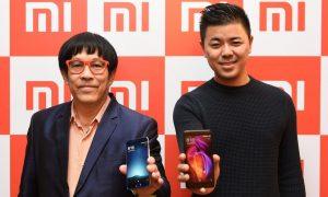 Xiaomi & VST ECS CEO