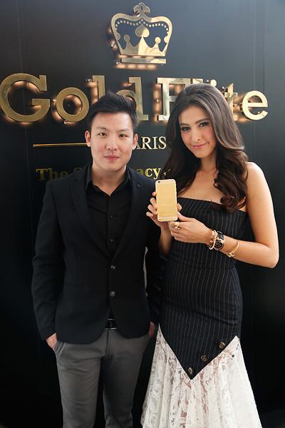 Elite Gold Paris Celeb