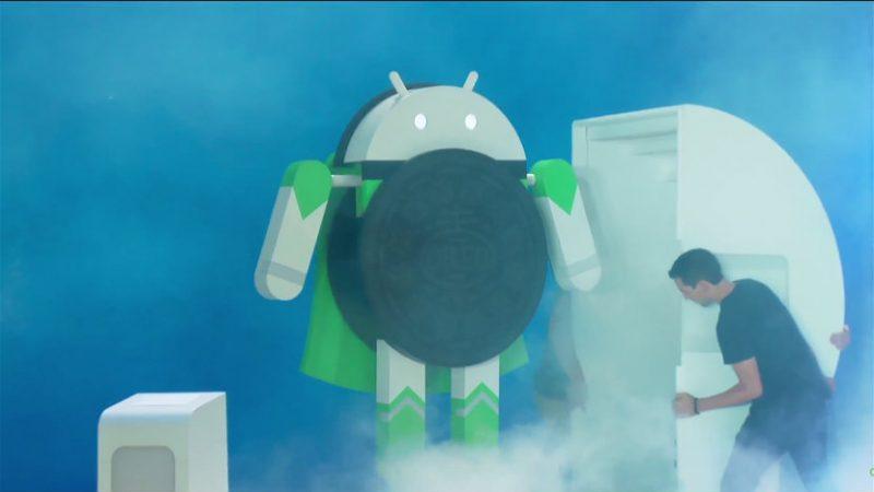 Android Oreo Bugdroid