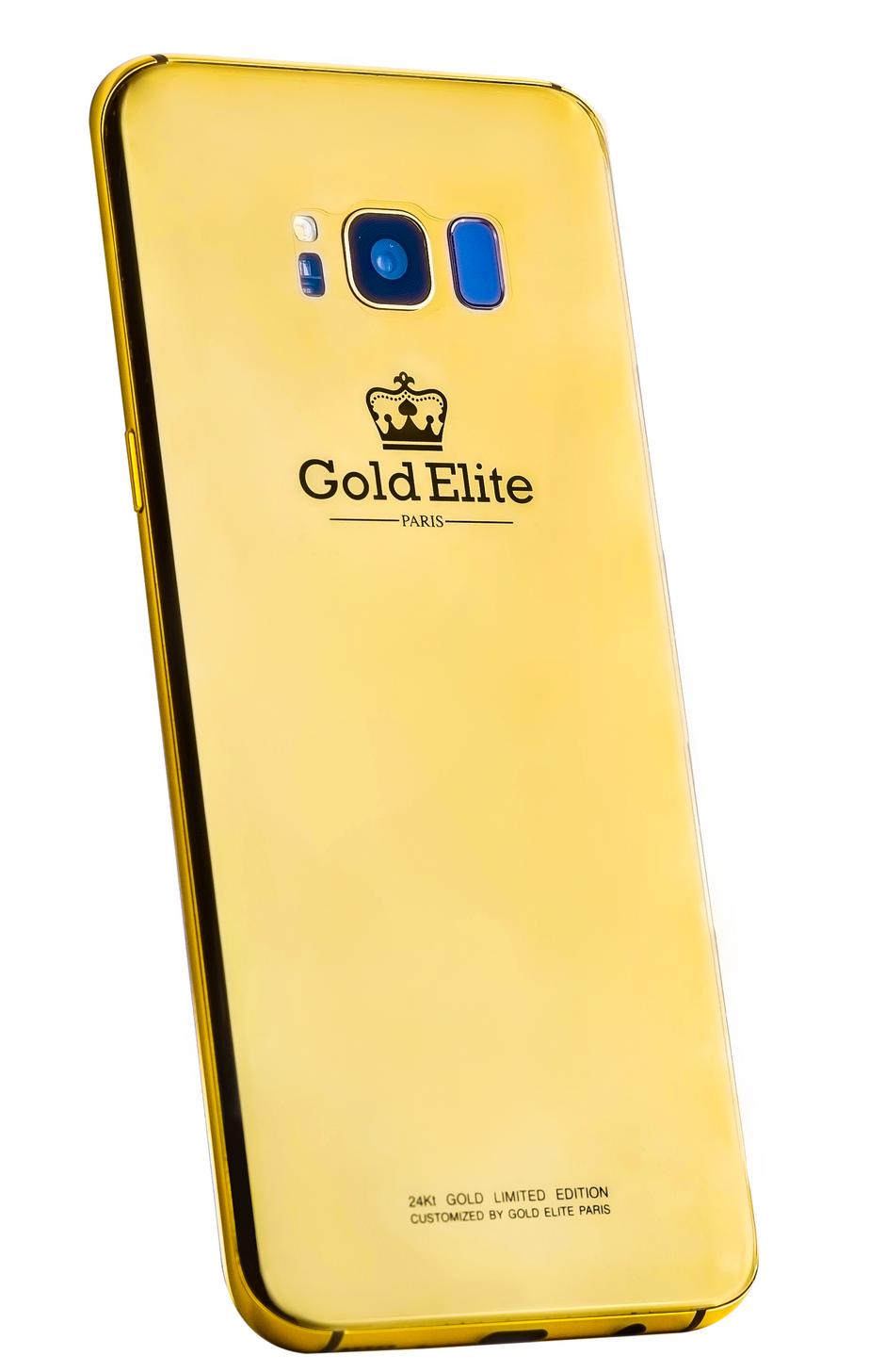 Gold Elite Paris Samsung Galaxi S8 Plus (1)