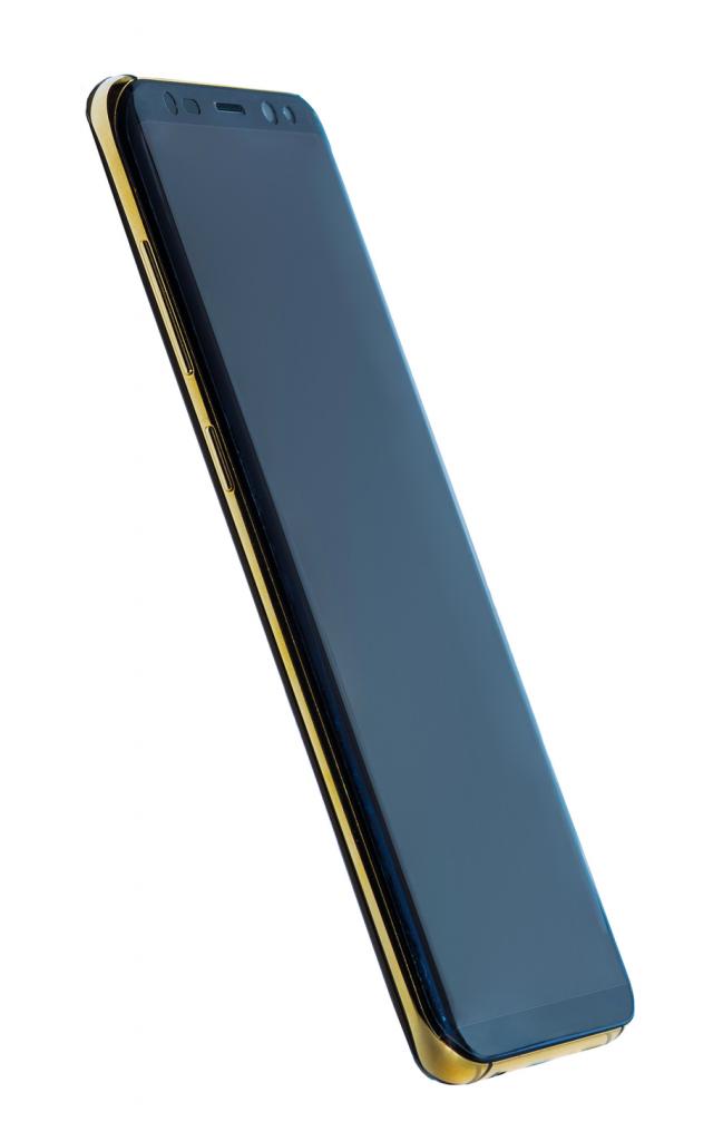 Samsung Galaxy S8+ Elite Gold Paris