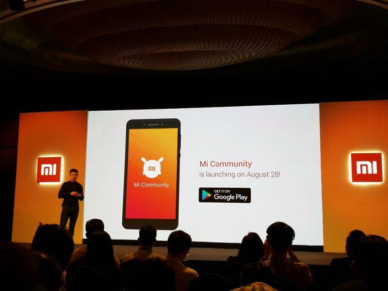 Xiaomi Mi Community