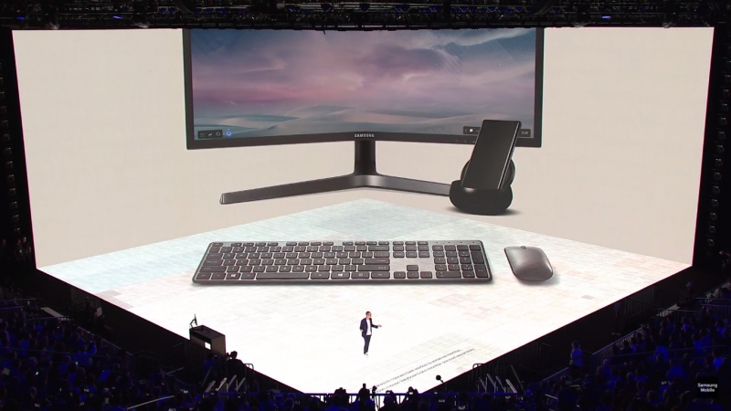 Note 8 Samsung DEX