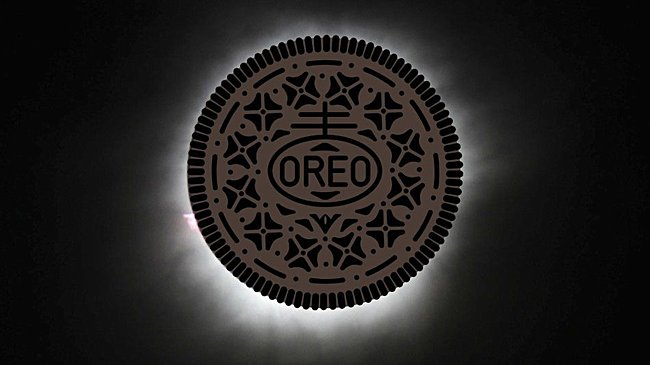 Solar Eclipse Android O Oreo