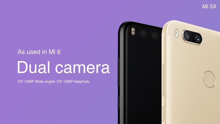 Xiaomi-Mi-5X Camera