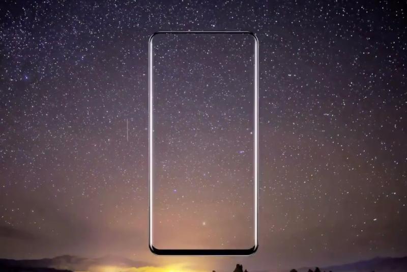 Philippe Strack Xiaomi Mi MIX 2 Conceptual Product Design WIP