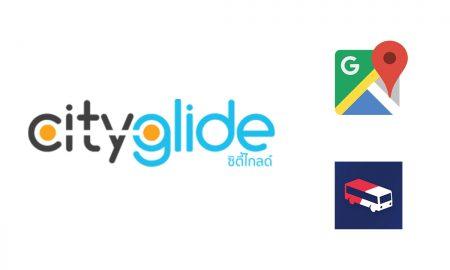 City Glide Bus App