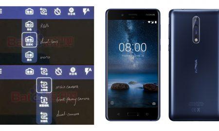 Nokia 8 Camera App