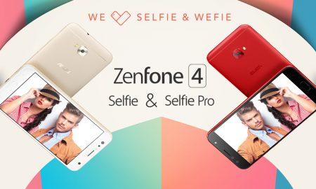 Zenfone 4 Selfie & Selfie Pro
