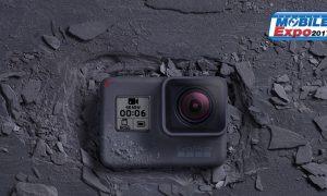 GoPro Hero6 Mobile Expo 2017