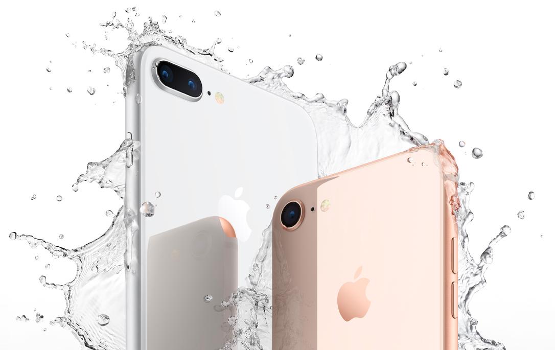 iPhone 8 Plus & iPhone 8