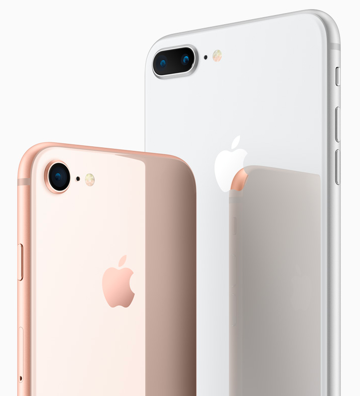 Apple iPhone 8 & iPhone 8 Plus