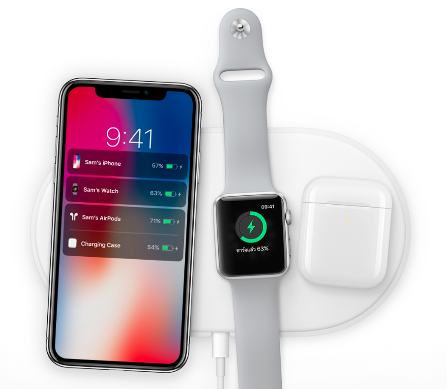 iPhone X & AirPower