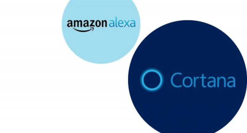 Amazon Alexa Microsoft Cortana