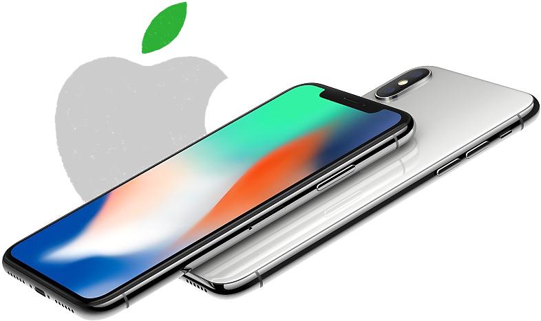 iPhone X Environmental Report