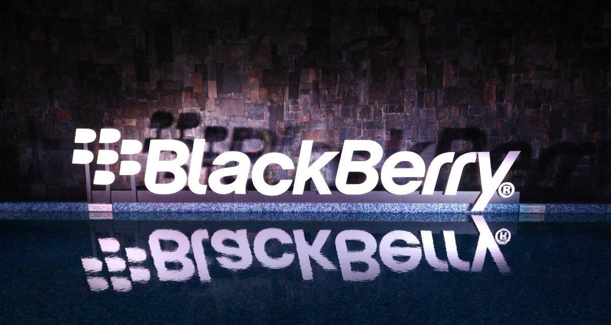 BlackBerry Header
