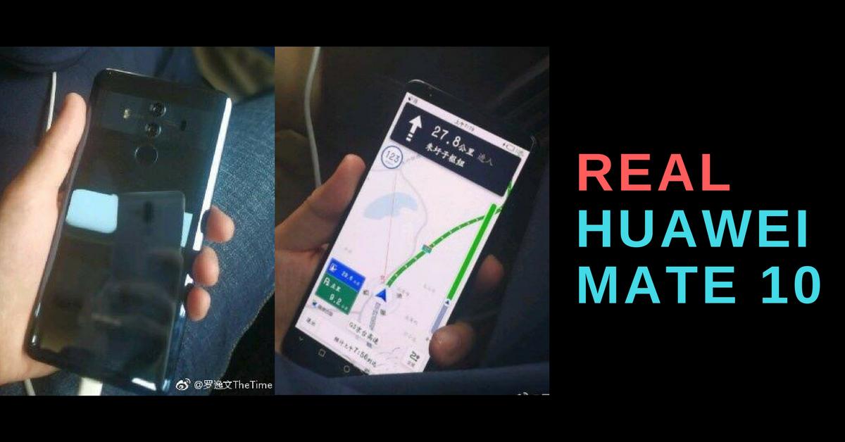 Real huawei mate 10 HEAD