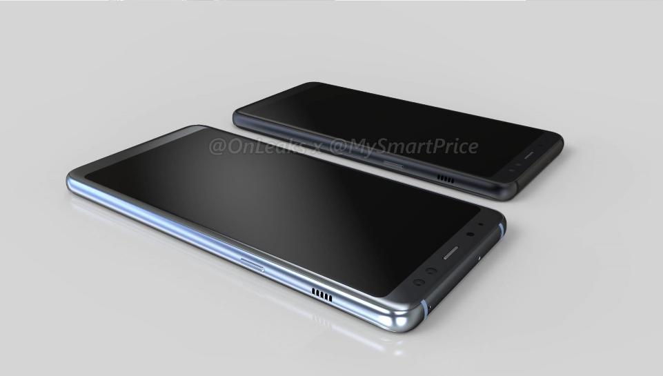 Samsung Galaxy A5 (2018) & Samsung Galaxy A7 (2018)