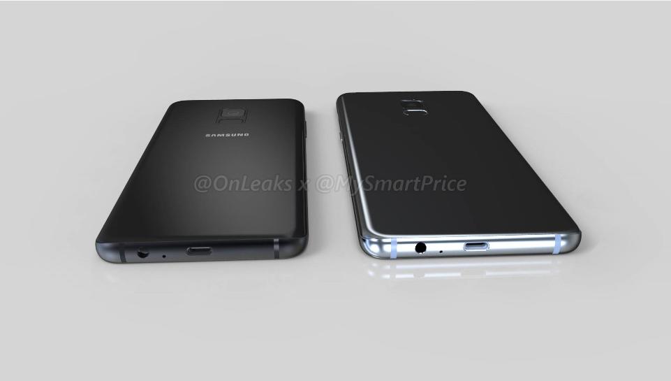 Samsung Galaxy A5 2018 & Samsung Galaxy A7 2018