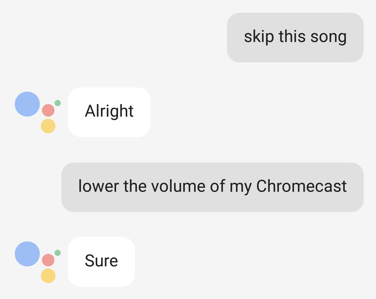 Chromecast with Google Assistant