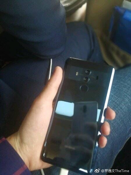Huawei Mate 10 Back