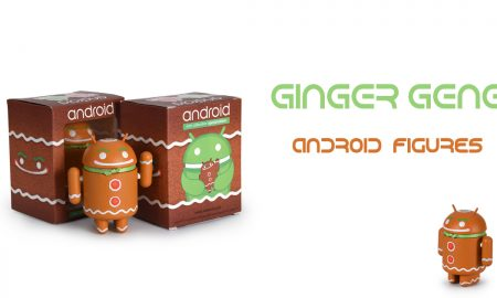 Android figures Ginger Gen