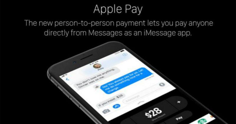 Apple Pay Cash iOS 11.2