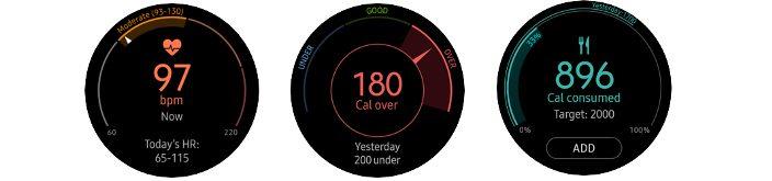 Samsung Gear S3 Fitness Tracker