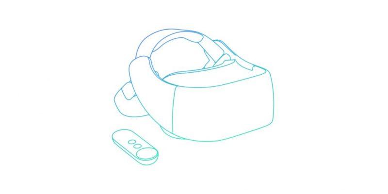 Google Daydream VR Standalone HTC Vive Focus