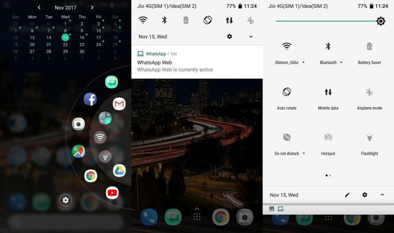HTC U11 Android 8.0 Oreo