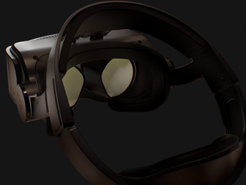 VRVANA Headset