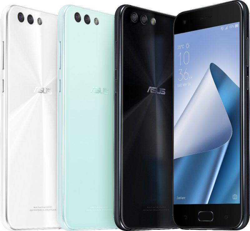 Smartphones ZenFone 4