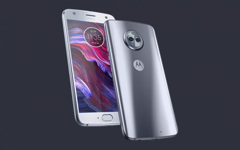 Smartphones Motorola Moto X4