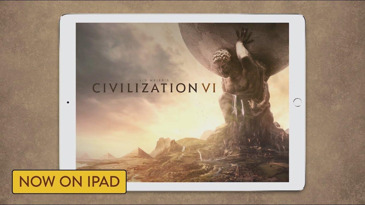 Civilization VI iPad