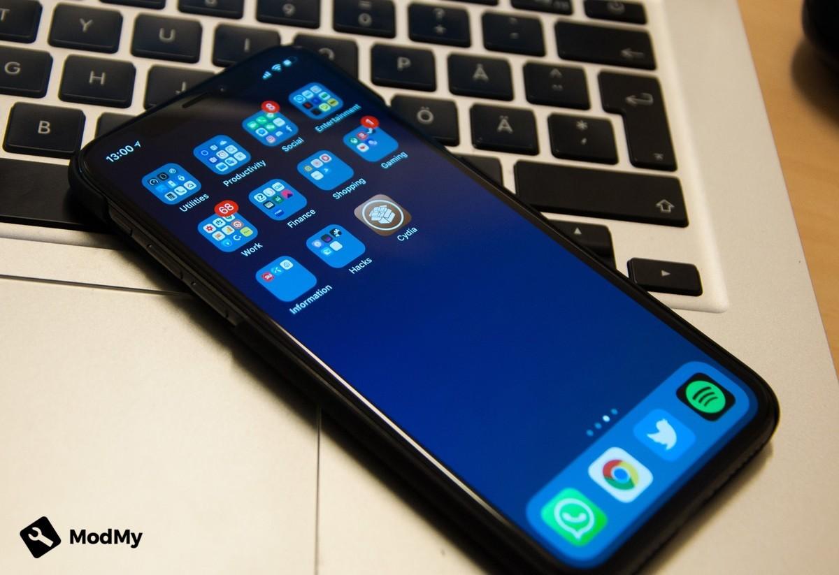 Cydia iPhone X