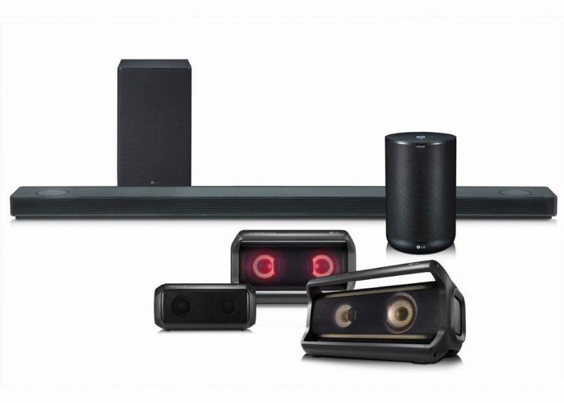 LG ThinQ Speaker 2018