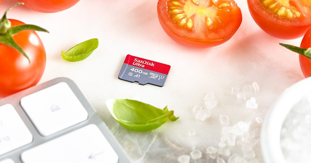 Western Digital SanDisk Ultra microSDXC UHS-I 400GB