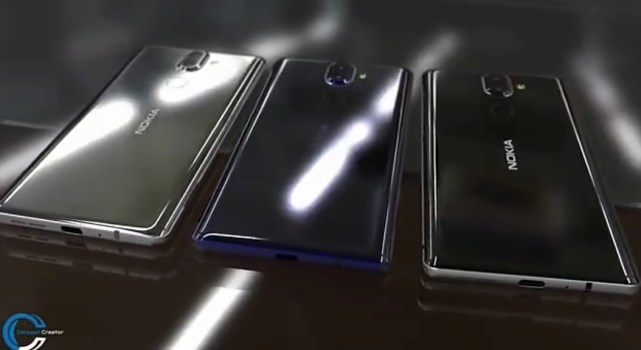 Nokia 2018 Leaked