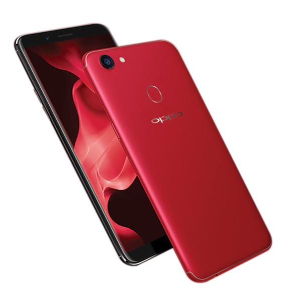 Oppo F5 6GB smartphone