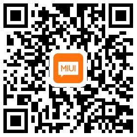 Xiaomi Mi A1 MIUI Forum App QR Code