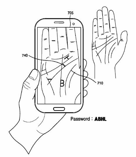 palm scanner