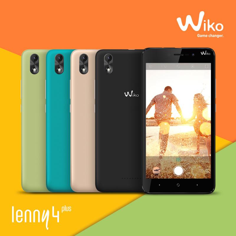 Wiko Lenny4 Plus