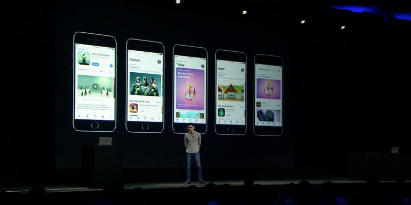 Apple iOS App Template
