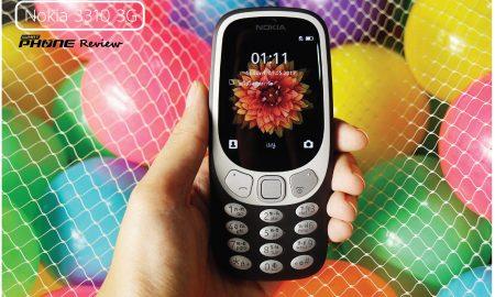 review Nokia 3310 3G